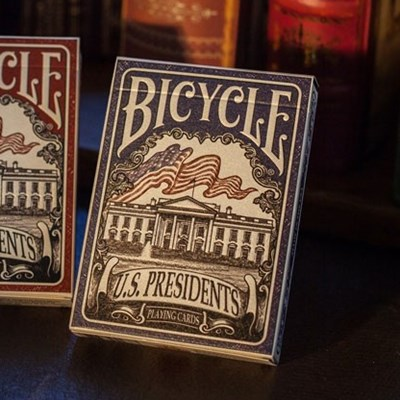 Bicycle U.S. Presidents Playing Cards (D…