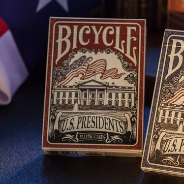 Bicycle U.S. Presidents Playing Cards (R…