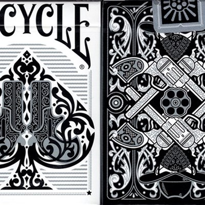 Bicycle Wild West Playing Cards