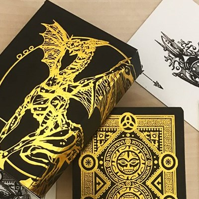 Blood and Beast  Playing cards