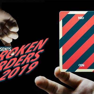 Broken Borders 2019 Playing Cards