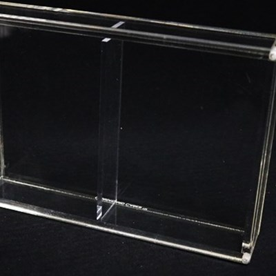 Carat X2 Dual-Deck Display Case