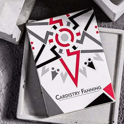 Cardistry Fanning (White)