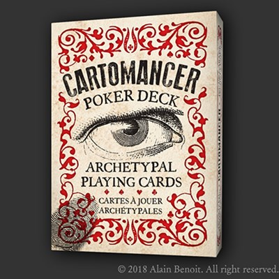 Cartomancer Poker Deck - Archetypal