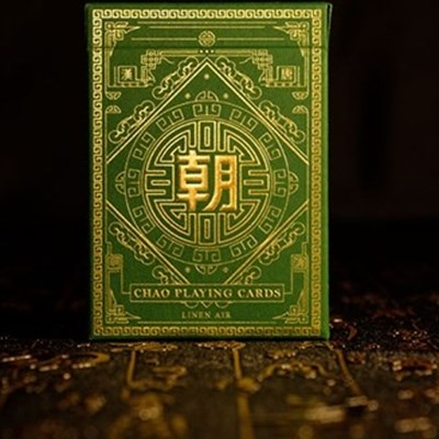 Chao Playing Cards (Jade Green)