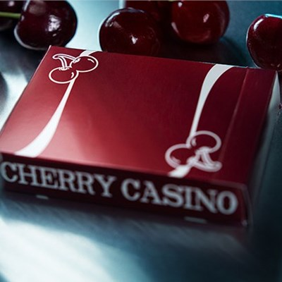 Cherry Casino Playing Cards - Reno Editi…