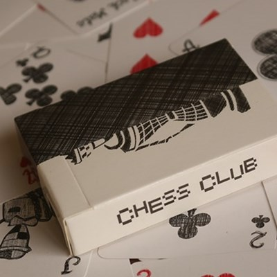 Chess Club Playing Cards
