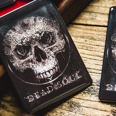 Dead Soul Playing Cards Jelly Cardistry …