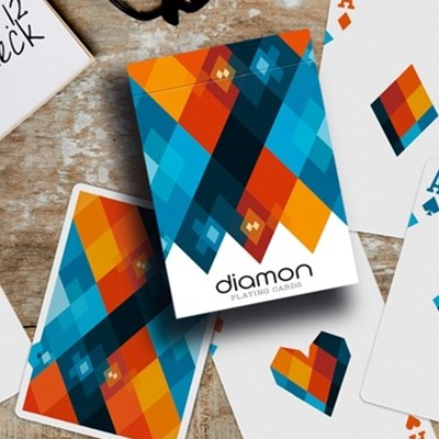 Diamon No. 12 Playing Cards (Summer 2019…