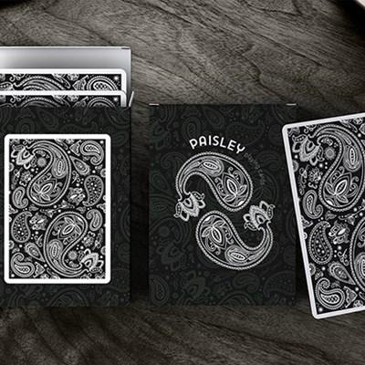 Diamon Playing Cards Paisley Edition