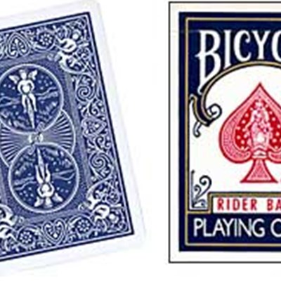 Bicycle Double Back Playing Cards