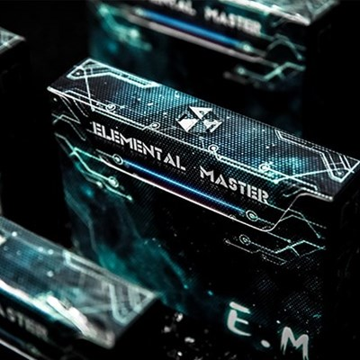 Elemental Master Playing Cards (Green Ed…