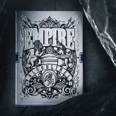 Empire Bloodlines Playing Cards (Royal B…