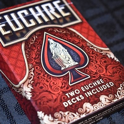 Euchre Playing Cards (V2)