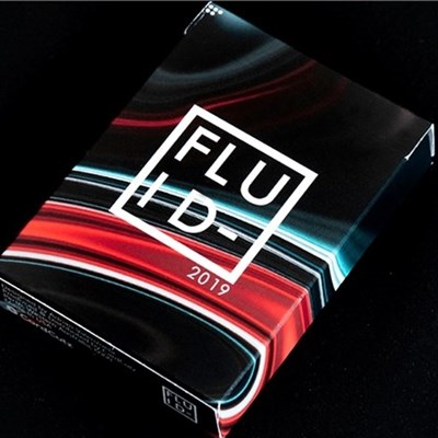 FLUID-2019 Edition Playing Cards