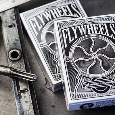 Flywheels Playing Cards
