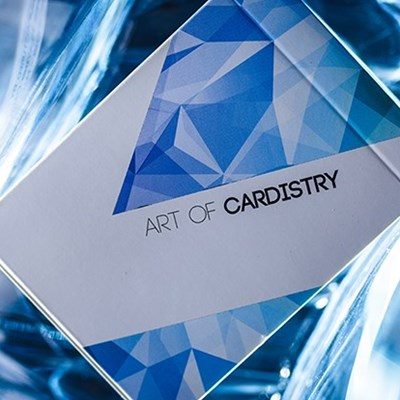 Frozen Art of Cardistry Playing Cards