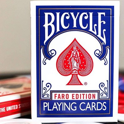Gilded Bicycle Faro  Playing Cards