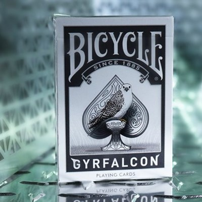 Gyrfalcon Playing Cards