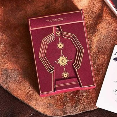 Helius Deluxe Edition Playing Cards