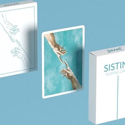 Juggler Sistine Playing Cards