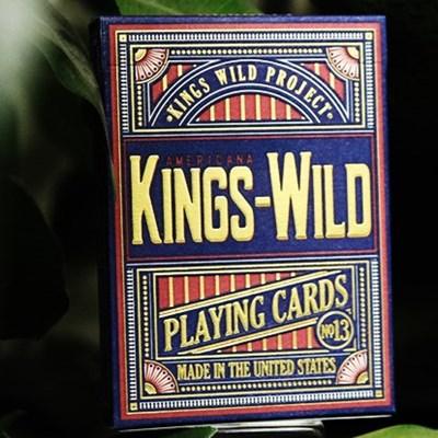 Kings Wild Americana Limited Edition Pla…