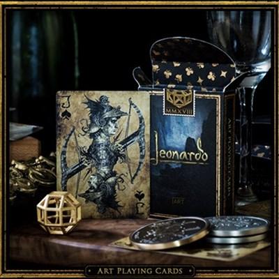Leonardo MMXVIII Gold Edition