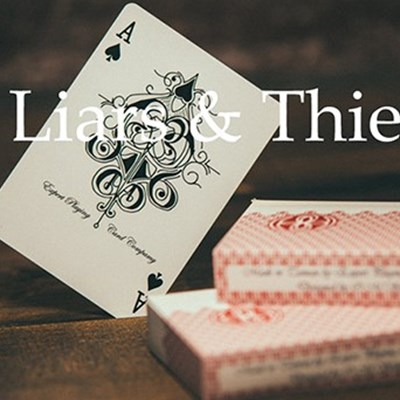 Liars and Thieves Playing Cards