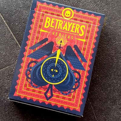 Limited Edition Betrayers Veritas Playin…