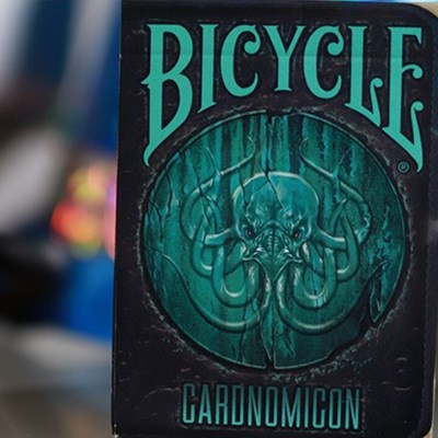 Limited Edition Bicycle Cthulhu Cardnomi…