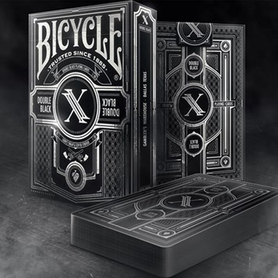 (Limited Edition) Bicycle Double Black P…