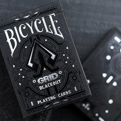 Limited Edition Bicycle Grid Blackout Pl…