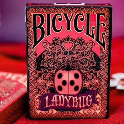 Bicycle Ladybug Playing Cards
