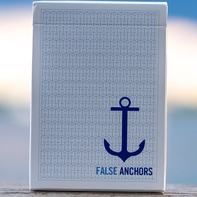 Limited Edition False Anchors Playing Ca…