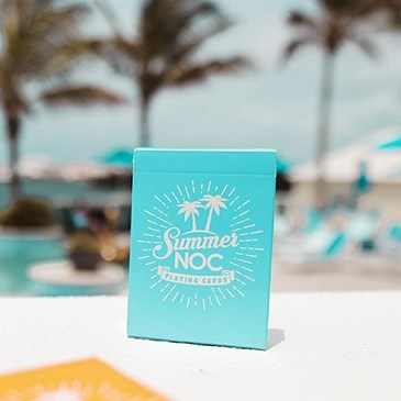 Summer NOC Limited Edition Playing Cards