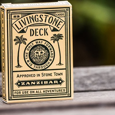Livingstone Playing Cards