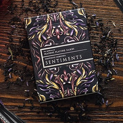 Luxury Apothecary Playing Cards - Virtue…