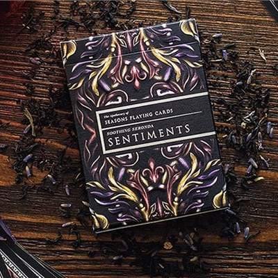 Luxury Apothecary Playing Cards - Sentim…