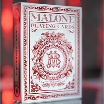 Malone Playing Cards