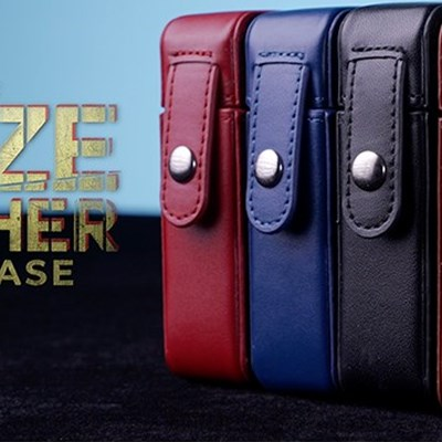 MAZE Leather Card Case