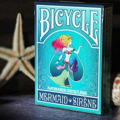 Mermaid Playing Cards