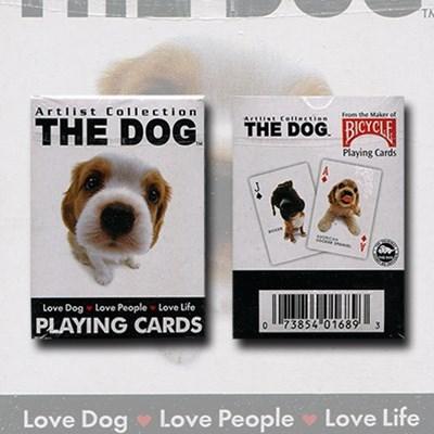 Mini Dog Playing Cards