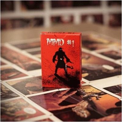 MMD#1 Comic Deck