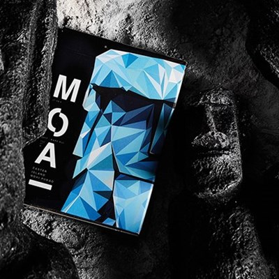 Limited Edition MOAI Playing Cards