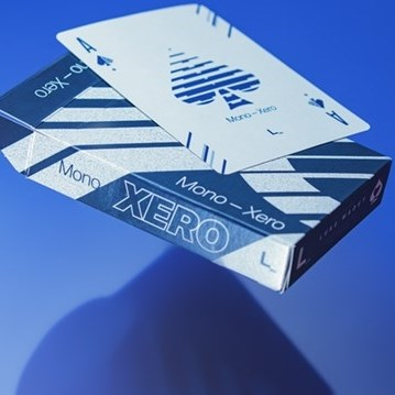 Mono-Xero Playing Cards