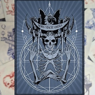 Mors Vincit Omnia Playing Cards