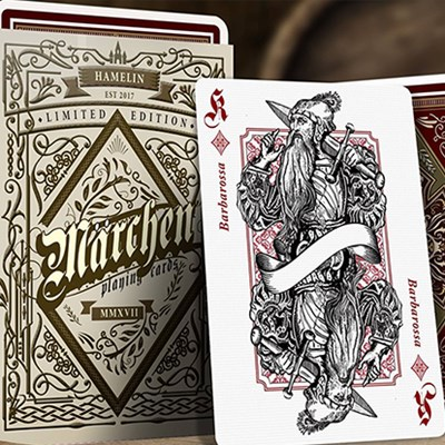 Märchen Playing Cards