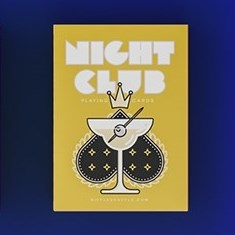 Nightclub Playing Cards