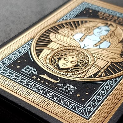 Odissea Minerva Playing Cards
