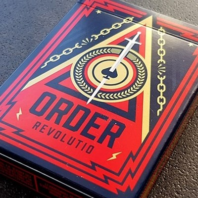 Order Revolutio Playing Cards
